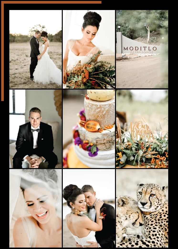 Moditlo River Lodge Wedding Venue Hoedspruit